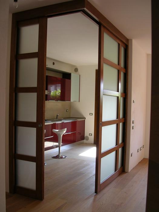 Scorrevoli falegnameria mazzola - Porte scorrevoli a vetri ...