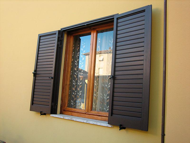 Legno alluminio falegnameria mazzola - Pulire porte legno ...
