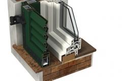 Monoblocco persiana + serramento
